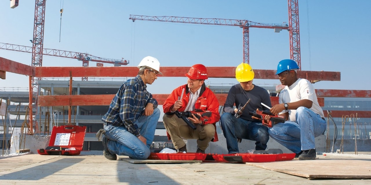 Hilti core purpose and values