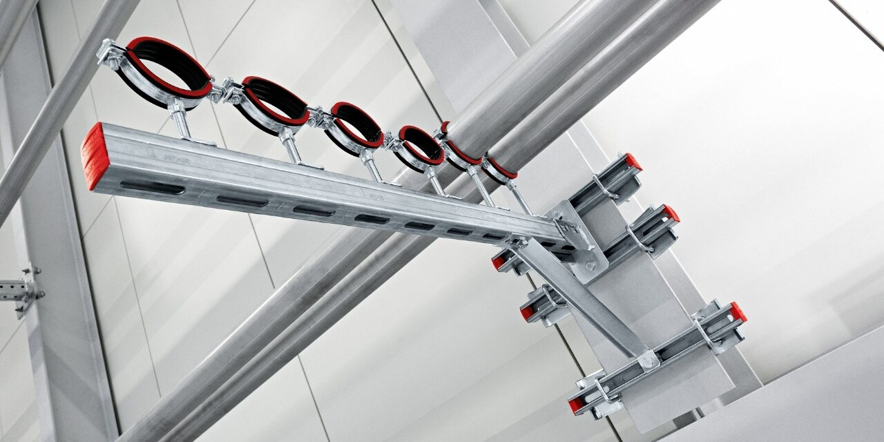 Hilti MQ modular support system for medium-heavy duty applications